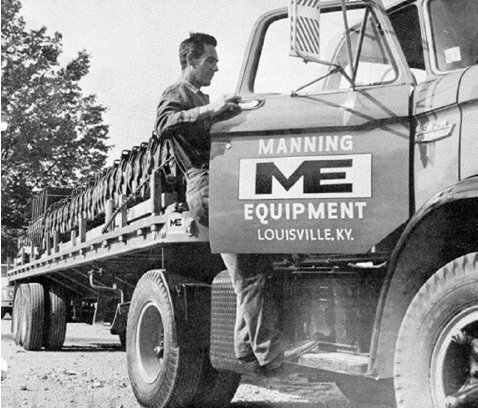 Manning Tractor